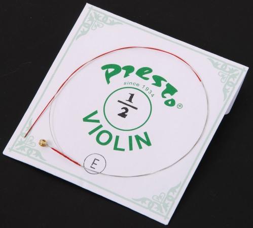 Presto VN1/2 E Saite für Violinen