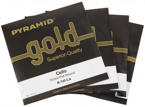 Pyramid 173100 Gold Cello Saiten