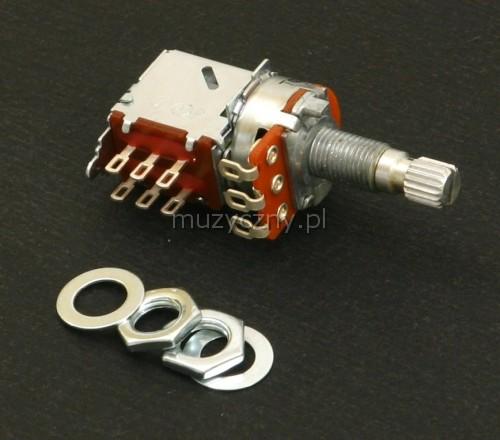 DiMarzio EP1201PP push/pull 500K Potentiometer
