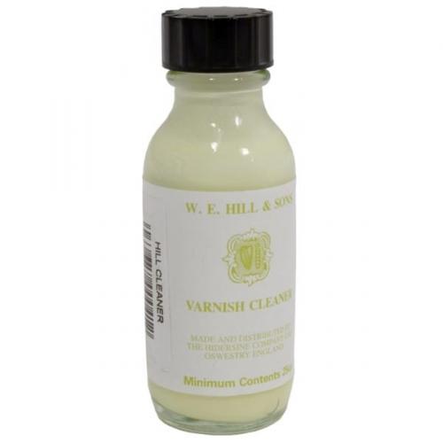 Hill violin/viola cleaner (25 ml)