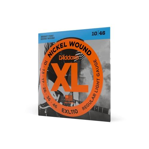 D′Addario EXL 110 Saiten für E-Gitarre