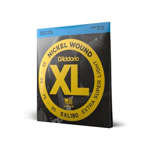 D′Addario EXL 180 Saiten für Bassgitarre