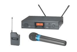 Audio Technica ATW-2110/HC1 drahtloses System