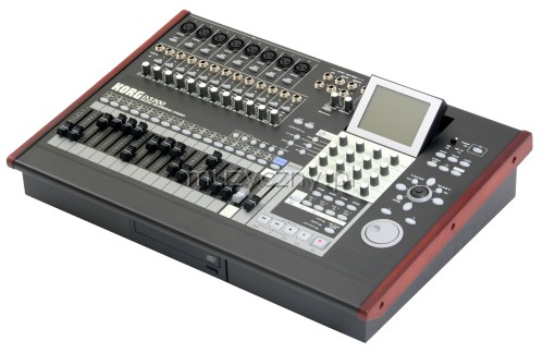 Korg D3200 Multitrack Recorder Multieffektgerät
