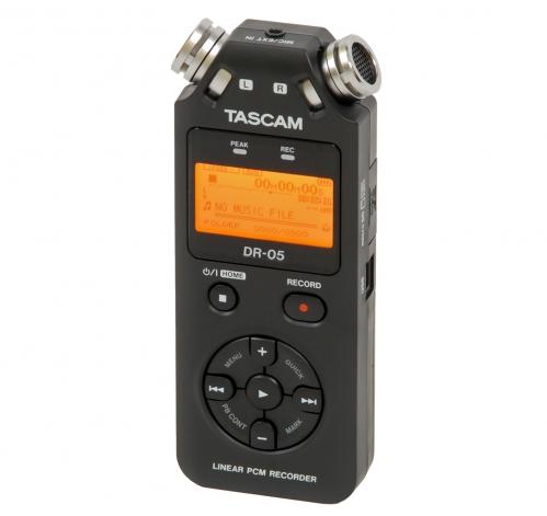 Tascam DR 05 V2 digitaler Recorder