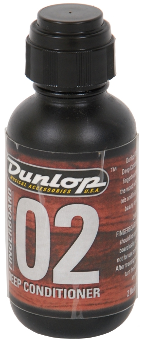 Dunlop 6502  Fingerboard Cleaner & Prep Griffbrettreiniger