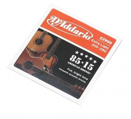 D′Addario EZ 900 Saiten für akustische Gitarre