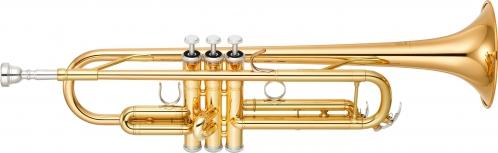 Yamaha YTR-4335 GII Bb-Trompete Goldlack