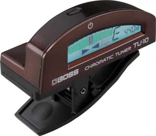 BOSS TU-10 BR chromatischer Stimmgerät