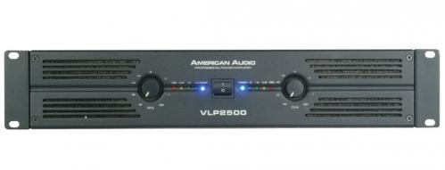 American Audio VLP 2500 Leistungsendstufe