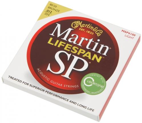 Martin MSP6100 Saiten für akustische Gitarre