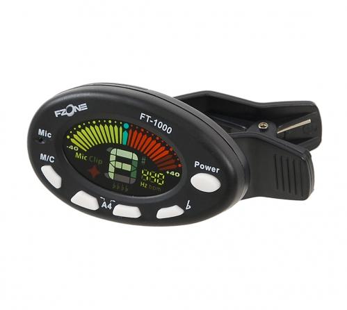 Fzone FT 1000 chromatischer Stimmgerät