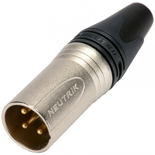Neutrik NC3MXX Kabelstecker, männlich