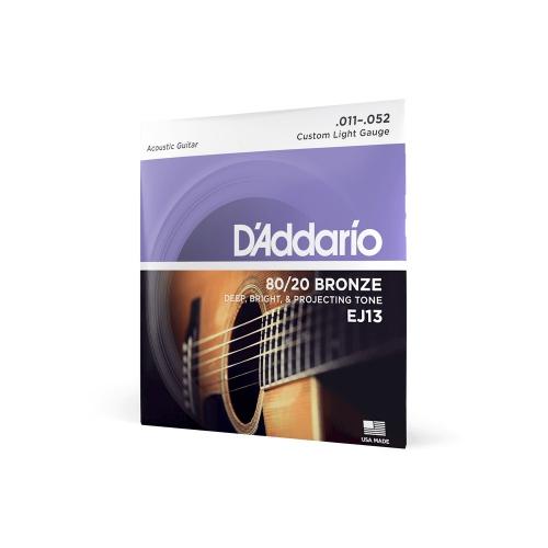 D′Addario EJ-13 Saiten für akustische Gitarre