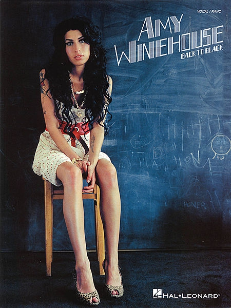 PWM Amy Winehouse - Back to Black