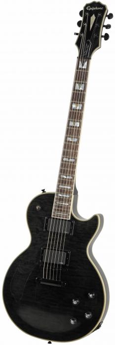 Epiphone Les Paul Custom Prophecy Plus EX Outfit ME E-Gitarre