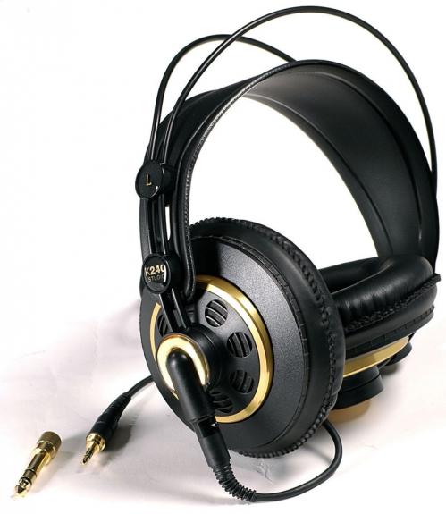 AKG K240 Studio (55 Ohm) halboffene Kopfhörer