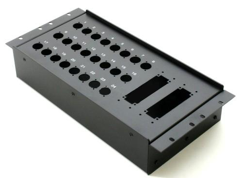 Amex 19SAL 91056 Stagebox 24 XLR