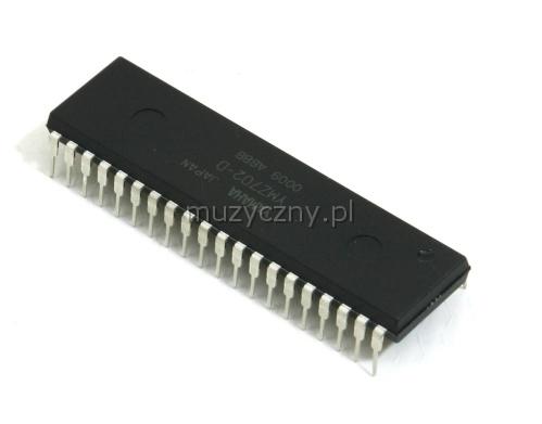Yamaha XR632A00 keyb scanner IC YMZ702-D CLP-511
