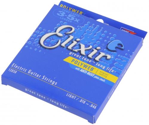 Elixir 12050 PW Light Saiten für E-Gitarre