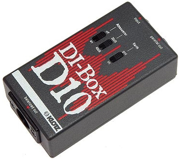 Klotz D10KL Di-Box