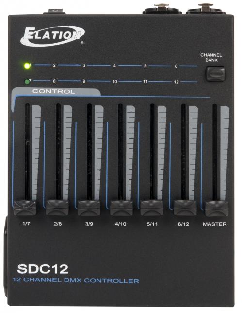 Elation SDC-12 DMX Steuerung