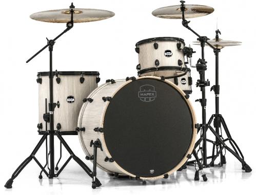 Mapex MA 446S Mars Bonewood (shell set)  Drumset