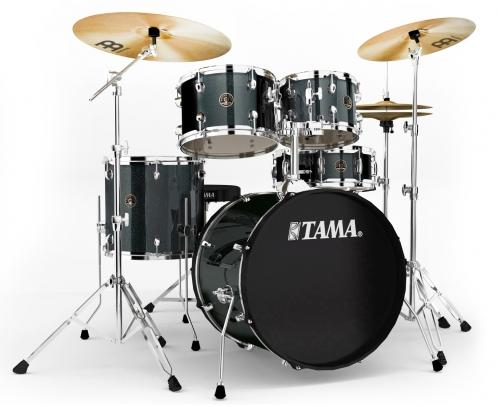 Tama RM52YH6-CCM Rhythm Mate + Meinl BCS Drumset