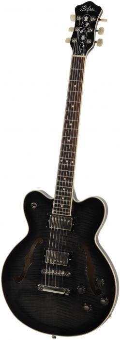 Hoefner HCT-VTH-D-TBK Verythin E-Gitarre