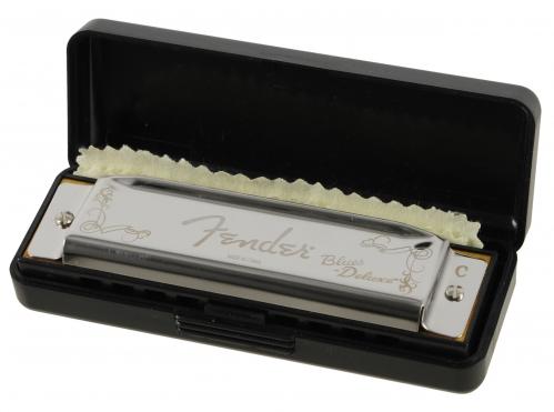 Fender Blues Deluxe C Mundharmonika