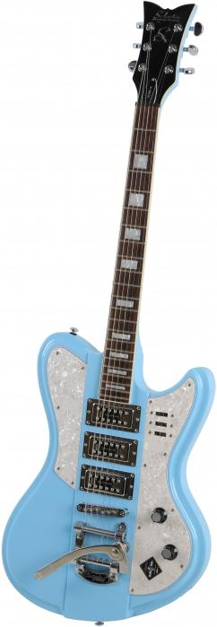 Schecter Ultra III Vintage Blue E-Gitarre