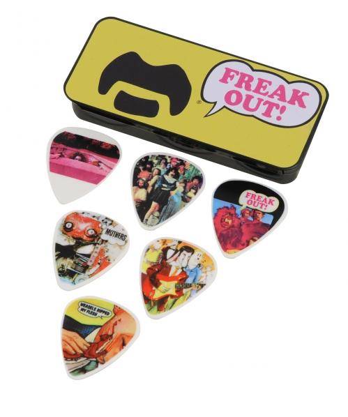 Dunlop Frank Zappa ″Yellow″ medium