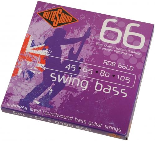 Rotosound RDB66LD Swing Bass 66DB Saiten für Bassgitarre