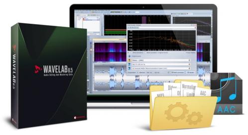 Steinberg Wave Lab 8.5 EDU Computerprogramm