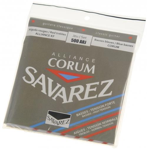 Savarez 500ARJ Corum Alliance HST Saitensatz für klassische Gitarre