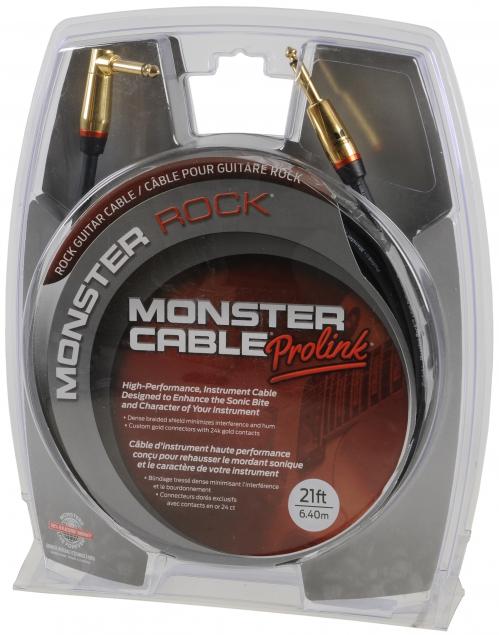 Monster Rock V2 21 Gitarrenkabel