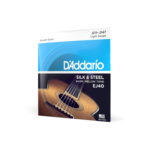 D′Addario EJ40 Saiten für akustische Gitarre