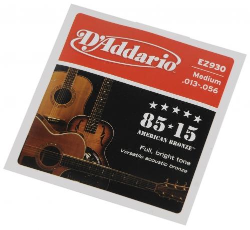 D′Addario EZ 930 Saiten für akustische Gitarre
