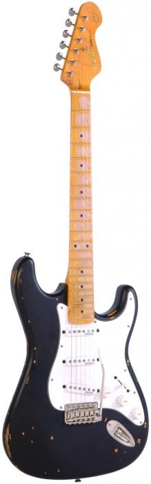 Vintage V6MRBK Icon E-Gitarre