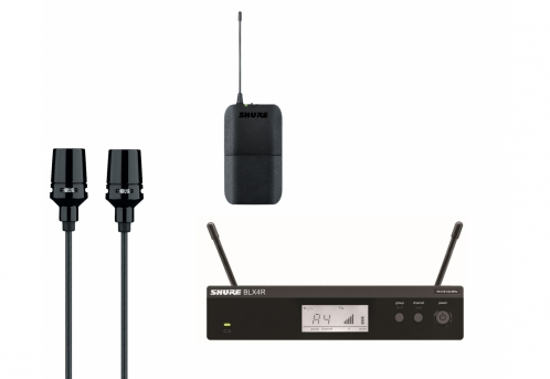 Shure BLX14RE/CVL PG Wireless drahtloses Mikrofon