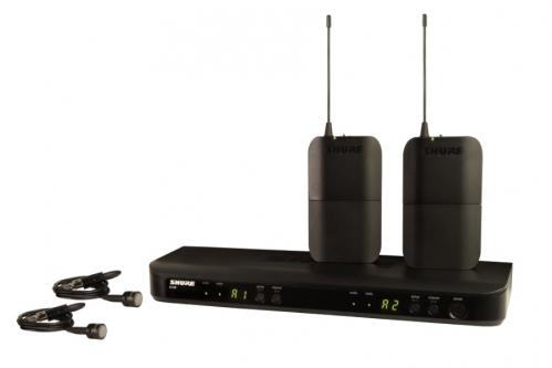 Shure BLX188/CVL PG Wireless drahtloses Mikrofon