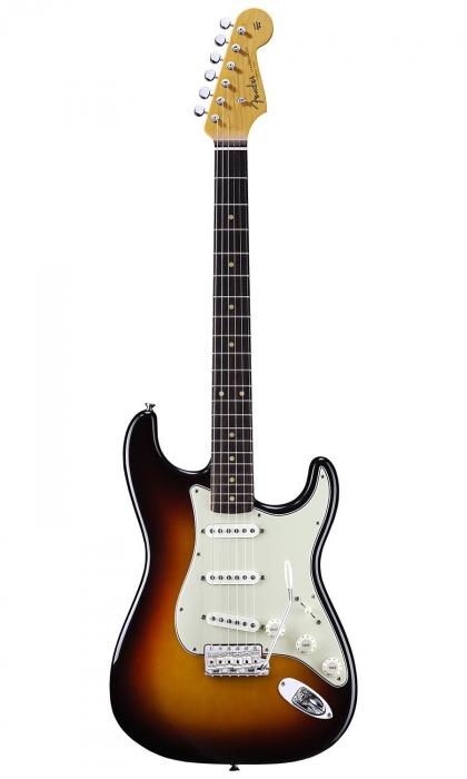 Fender American Vintage ′59 Stratocaster SSS Sunburst E-gitarre