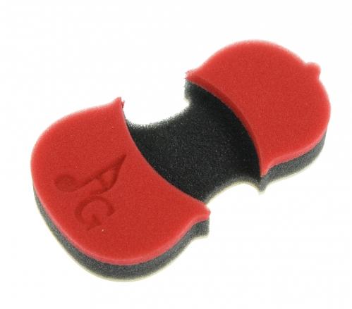 Acousta Grip PR001 Protege Red Schulterkissen für 1/8 -1/2 Violine
