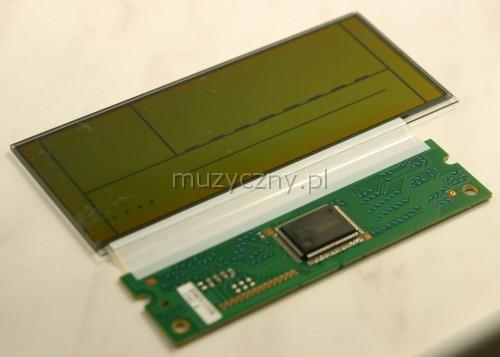Yamaha VT488200 LCD EDMCR11A0 PSR520/620
