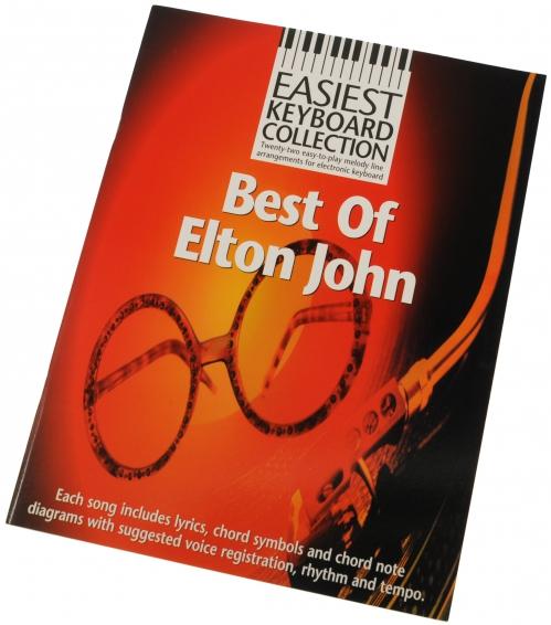 PWM Elton John - The best of... 22 łatwe melodie w opracowaniu na