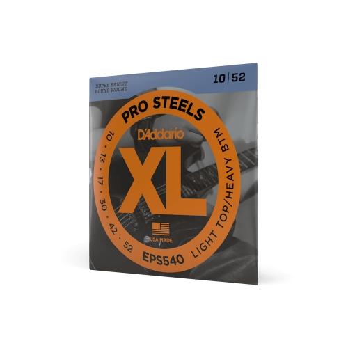 D′Addario EPS-540 Pro Steels Saiten für E-Gitarre