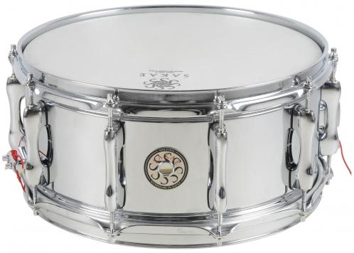Sakae SDM1465 ST Steel Snare Trommel