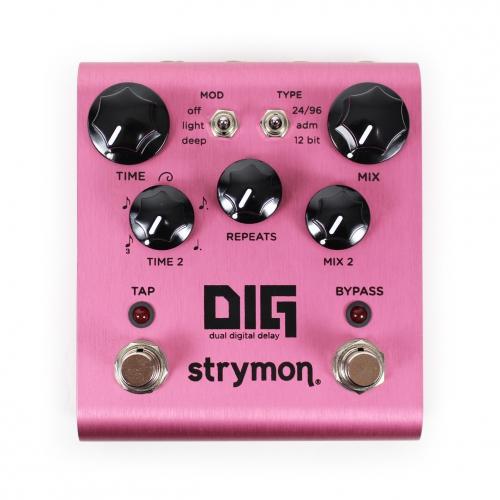 Strymon DIG dual digital delay Effekt