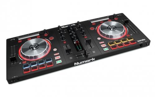 Numark MixTrack Pro III Digitalcontroller