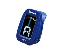 Ibanez PU 3 BL chromatischer Stimmgerät
